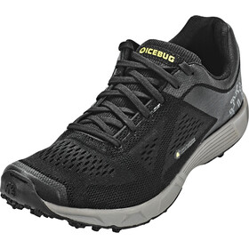 Icebug DTS3 RB9X - Chaussures running Homme - noir